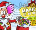 mascotte magic park land parc d'attraction