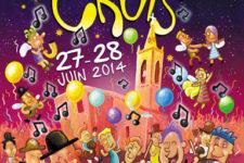 24 ème fête départementale de la musique Cruis édition 2014