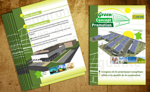 Green Concept Promotion eco-construction