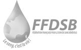 Logo officiel fédération francaise du dong du sang
