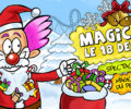 mascotte magic park land parc d'attraction