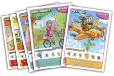 jeu de cartes des 7 familles sur le thème des économies d'énergie