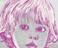 Portrait enfant - études de styles
