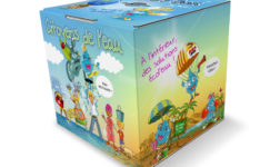 ecology box sur le thème de l'eau